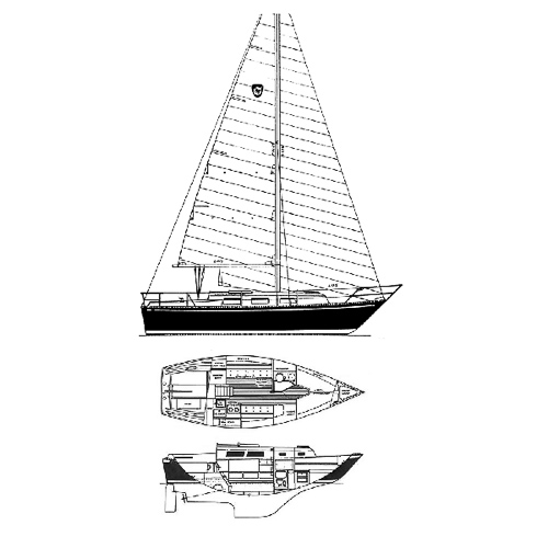 Illustration of a Columbia 8