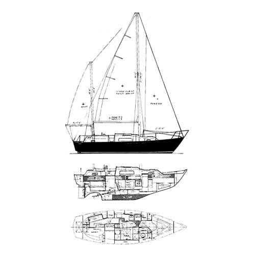 Illustration of a Irwin 32
