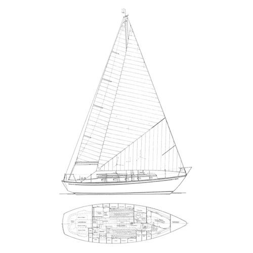 Illustration of a Mason 33