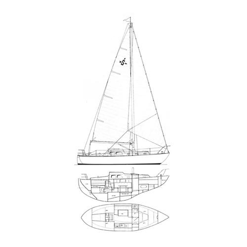 Illustration of a Sagitta 30