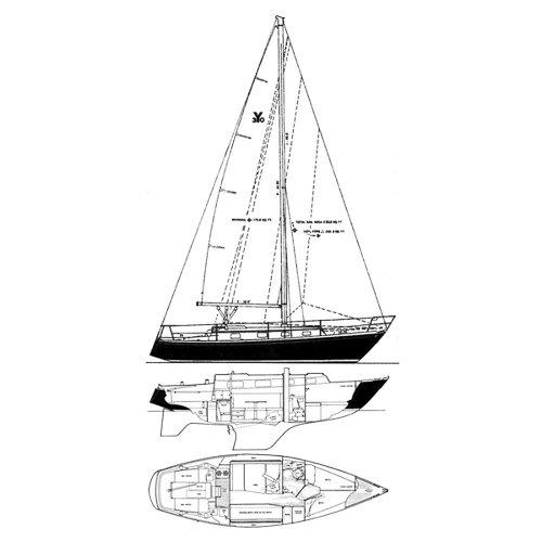 Illustration of a Yankee 30