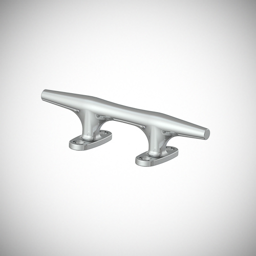 heavy stainless steel cleat