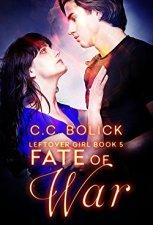 Romance Mystery author C.C. Bolick