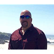 author of the V Plague series, Dirk Patton