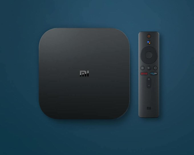 Xiaomi's Mi Box 4K Streaming Device Launched, It Converts Normal TV Into Smart TV:-