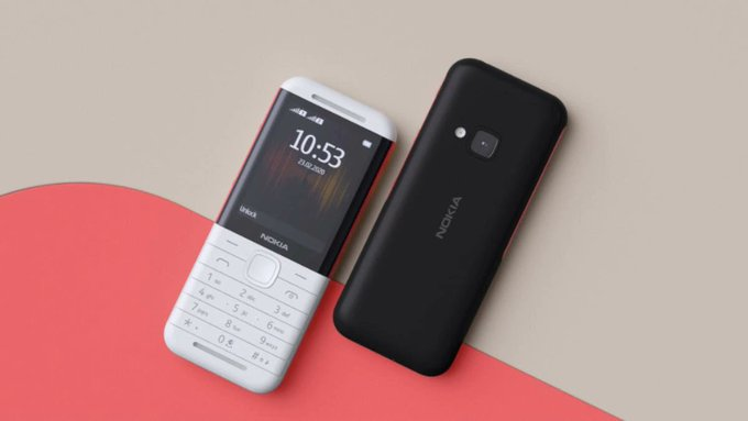 HMD Global Launched Nokia 5310 In Indian Market For Music Lovers:-
