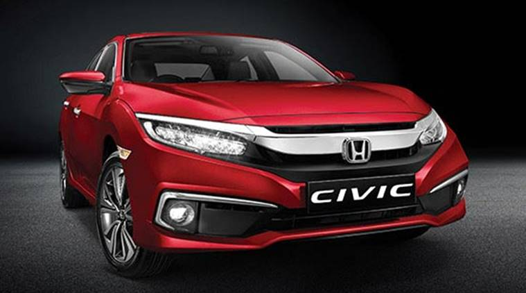 Honda Launched BS6 Civic Diesel, Know Its Price And Specifications:-