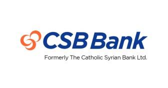 CSB Bank Logo Image