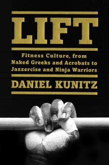 lift book cover