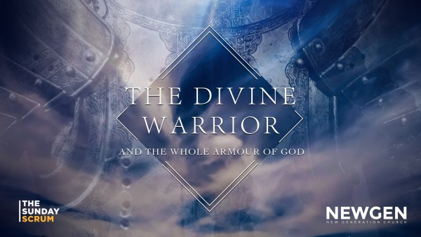 The Divine Warrior - Part 2 Image