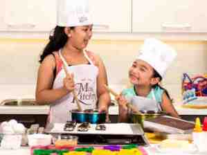 Recipes You Can Try With 6-8 Years Olds