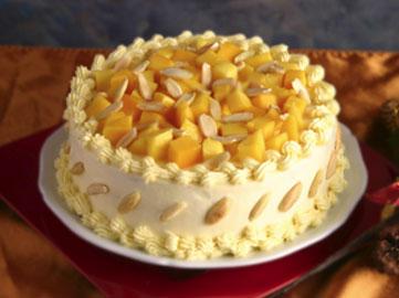 Festive Super Moist Cake