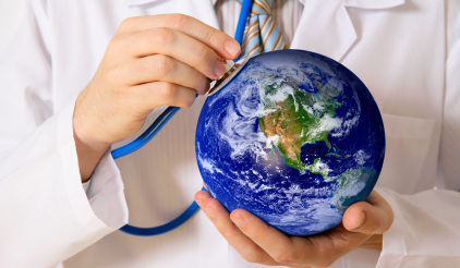 Health care_earth