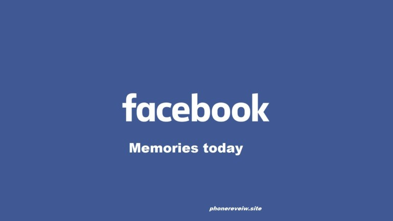 where to find memories on Facebook