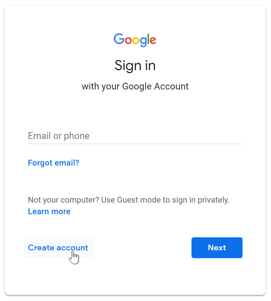 How To Create Gmail Account, Login, Inbox, Sign Up, Sign