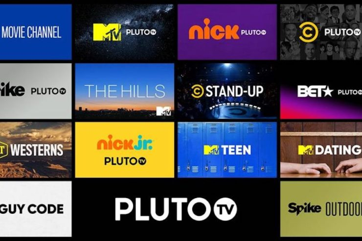 PLUTO TV - 16 Free New Release Movie Stream Sites No Sign Up