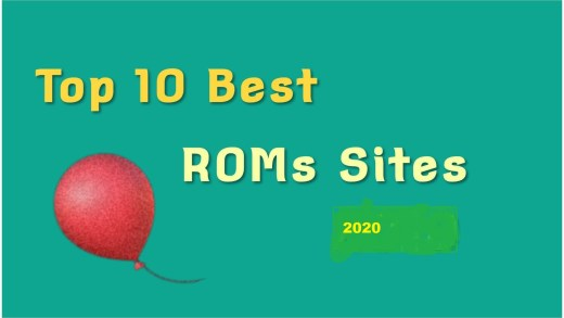 Top 10 Free And Safe ROM Download Sites For Your PC Gaming 2020