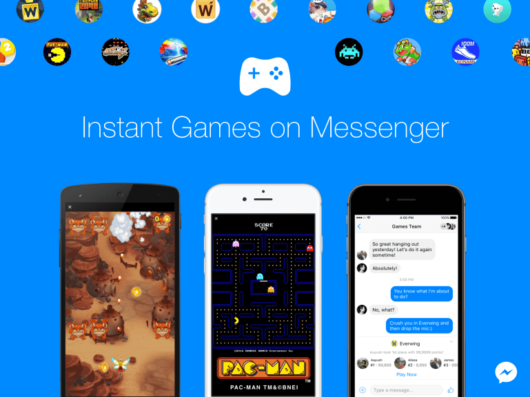 How to Access Facebook Omg Game On Messenger Online