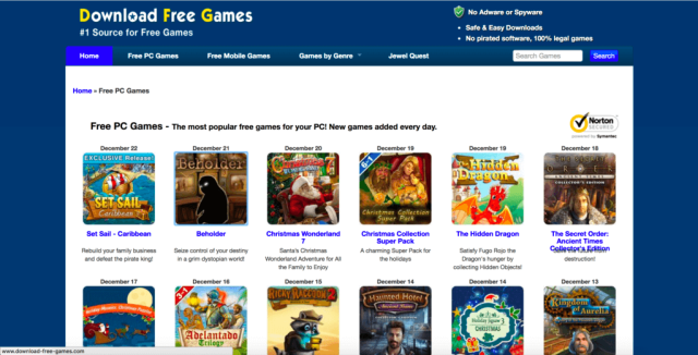 10 BEST PC GAME SITES FOR FREE DOWNLOAD