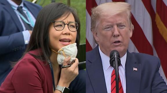 Things You Didn't Know About Weijia Jang and Her Confrontations with Donald Trump