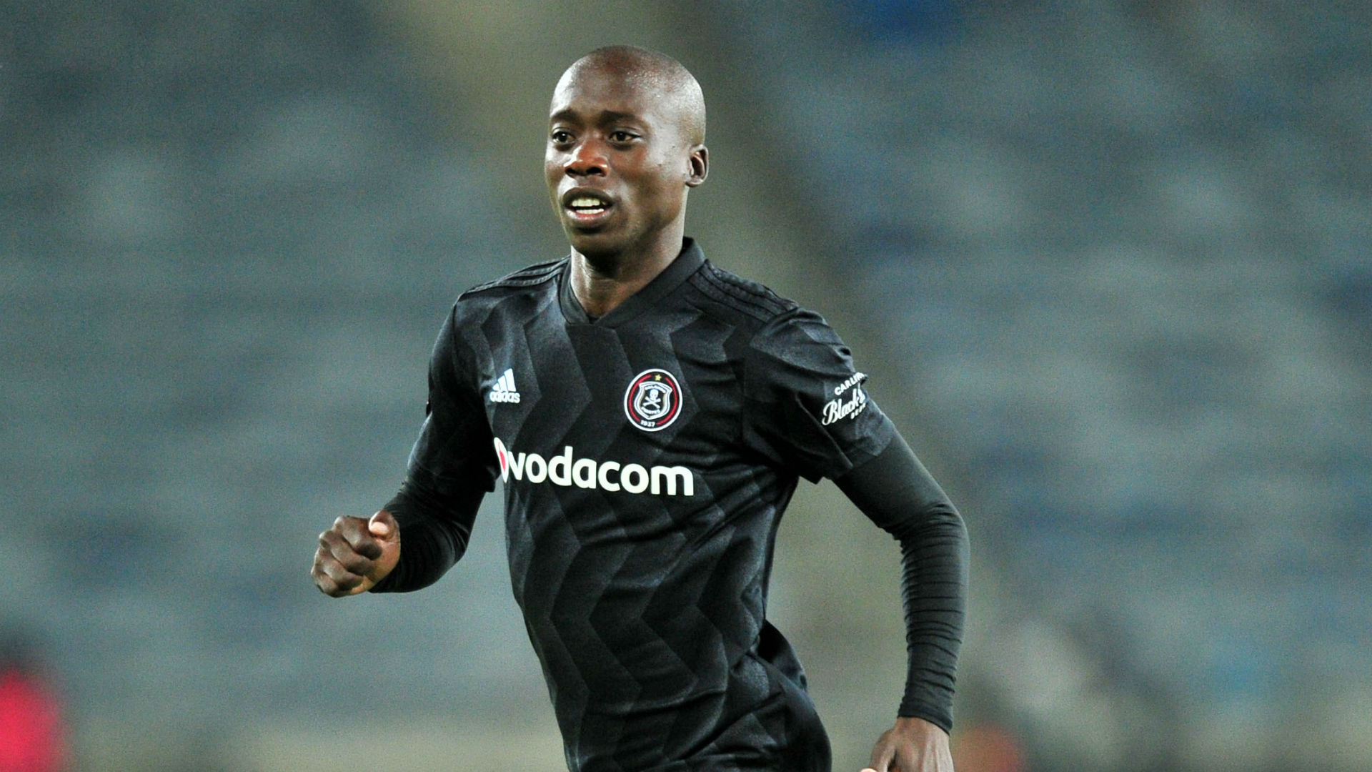 ben motshwari orlando pirates september