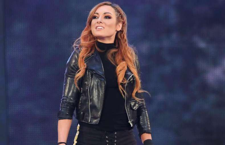 Things You Didn't Know About Becky Lynch
