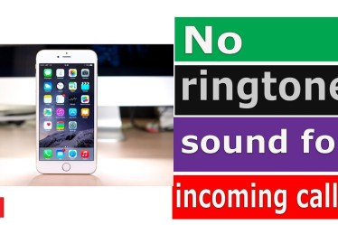 Fix Your iPhone Ringtones That is not Working