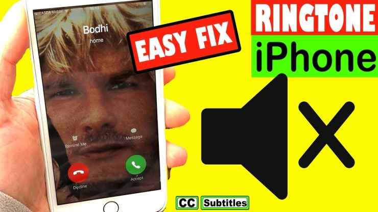 How to Fix Your iPhone Ringtones That is not Working