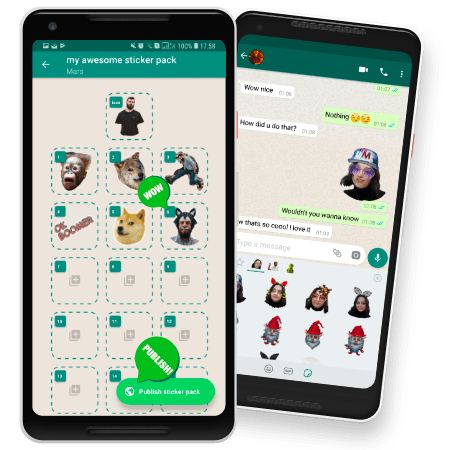 WhatsApp Sticker Makers For iOS