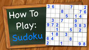 How To Play Sudoku On Facebook