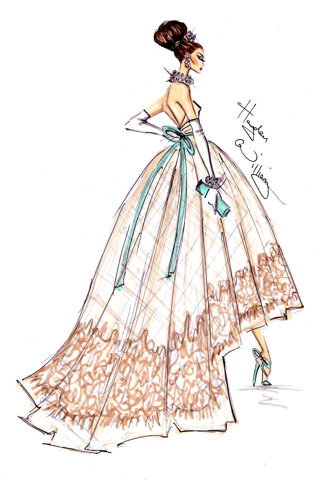 Hayden William Fashion Illustration