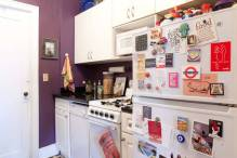 Renovated (and painted!) kitchen