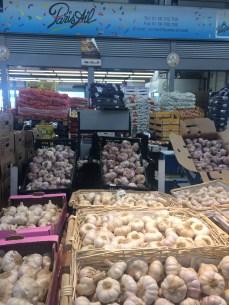 Vampires, beware. This is a lot of garlic.