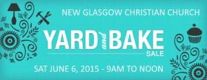 yardandbakesale_new glasgow christian church