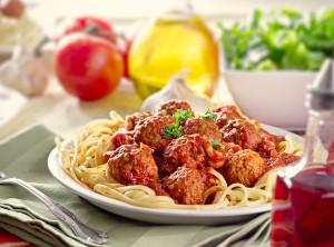 Spooktakular Spaghetti Dinner