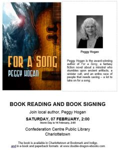 Peggy Hogan Book Signing