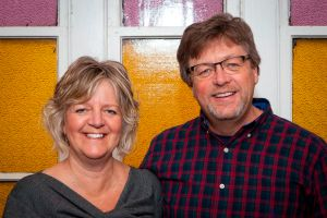 Tim and Colleen Edwardsd - New Glasgow Christian Church