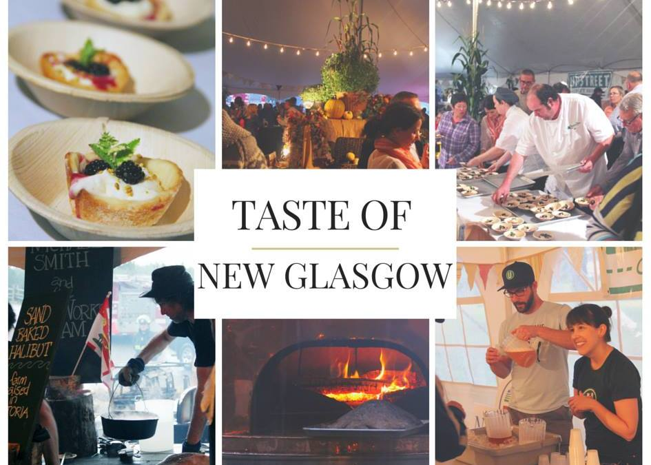 Taste of New Glasgow 2015