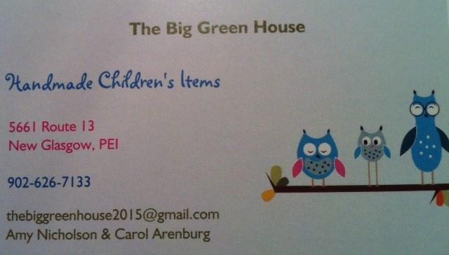 The Big Green House Info