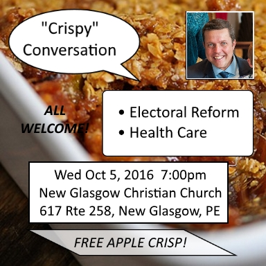 Crispy Conversation Town Hall