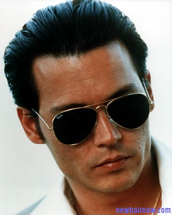 Johnny Depp Hairstyles New Hair Now