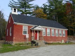 Croydon's One Room Schoolhouse