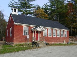 One Room Schoolhouse Croydon New Hampshire