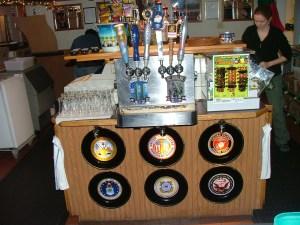 Cool Refreshing Beverage Dispenser