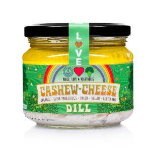 Dill Cashew Cheese