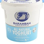 All Natural Yoghurt- Barambah