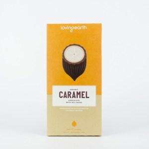 caramel-chocolate LE