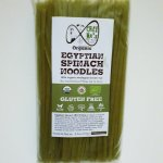 Organic GF Egyptian Spinach Noodles