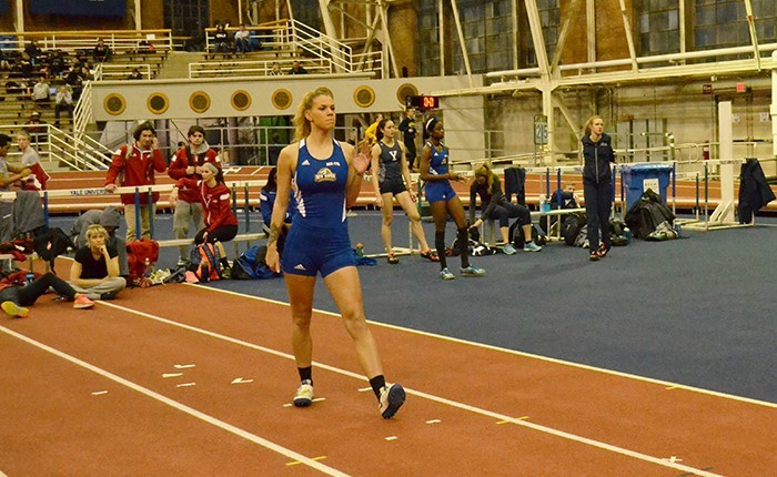 Women S Track Field Completes Busy Weekend At Yale Springtime Invitational