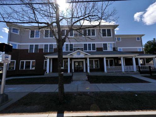 St. Luke's Senior Housing at 120 Goffe Street today